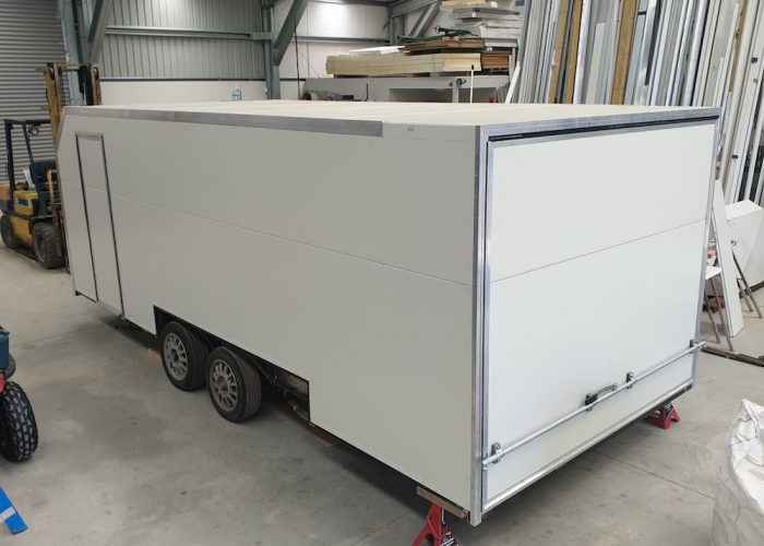 Transportable Panel Builds